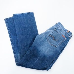 Seven for all Mankind Boot Cut Jeans